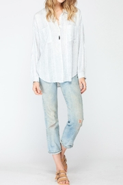 Gentle Fawn Calloway Print Blouse - Front cropped