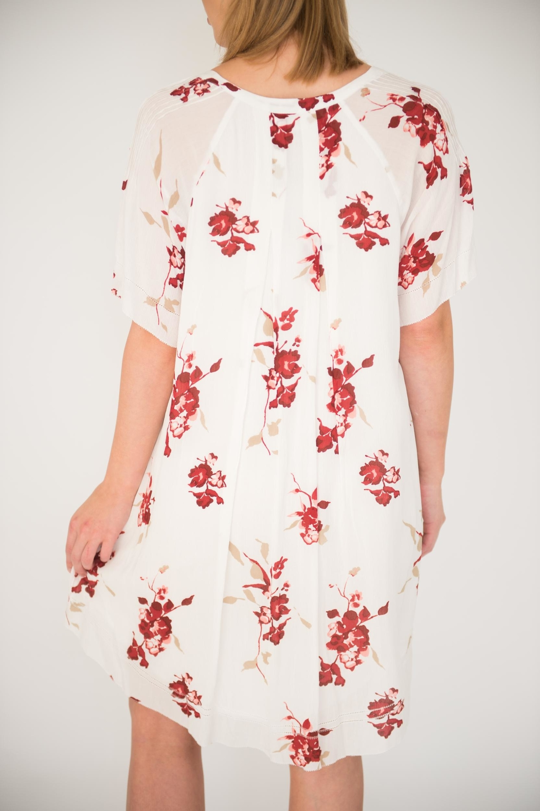 Gentle Fawn Caraway Floral Dress - Front Full Image