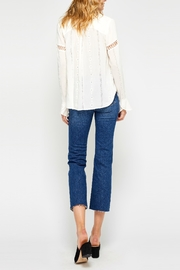 Gentle Fawn Carolyn Cream Blouse - Front full body