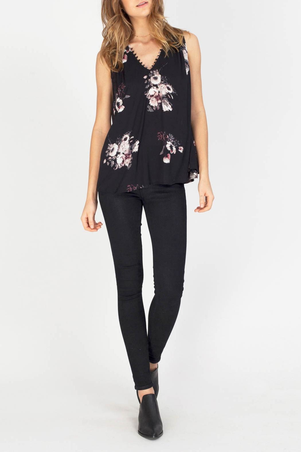 Gentle Fawn Clara Floral Blouse - Main Image