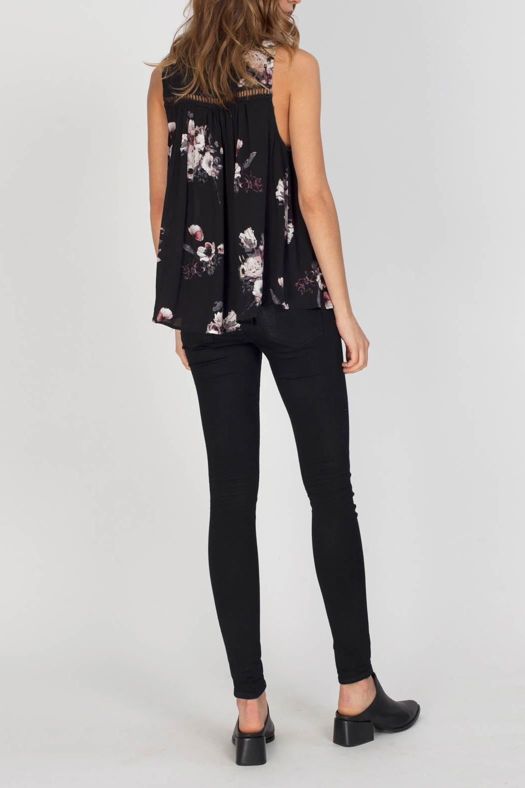 Gentle Fawn Clara Floral Blouse - Front Full Image