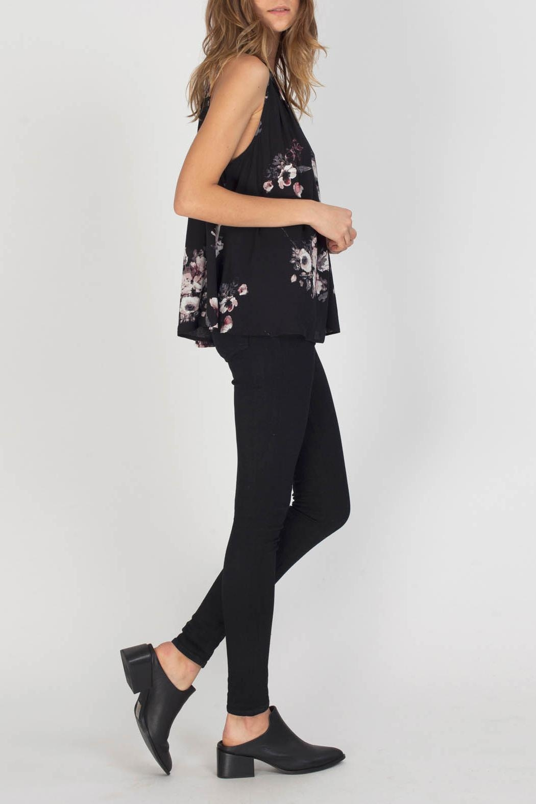 Gentle Fawn Clara Floral Blouse - Side Cropped Image