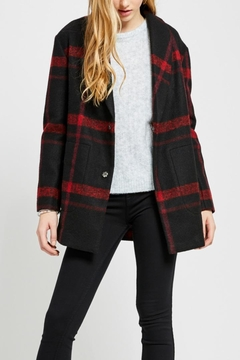Gentle Fawn Classic Plaid Coat - Product List Image