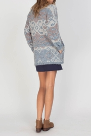 Gentle Fawn Cobalt Sweater Cardigan - Front full body