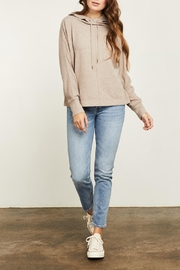 Gentle Fawn Comfy Hoodie - Product Mini Image