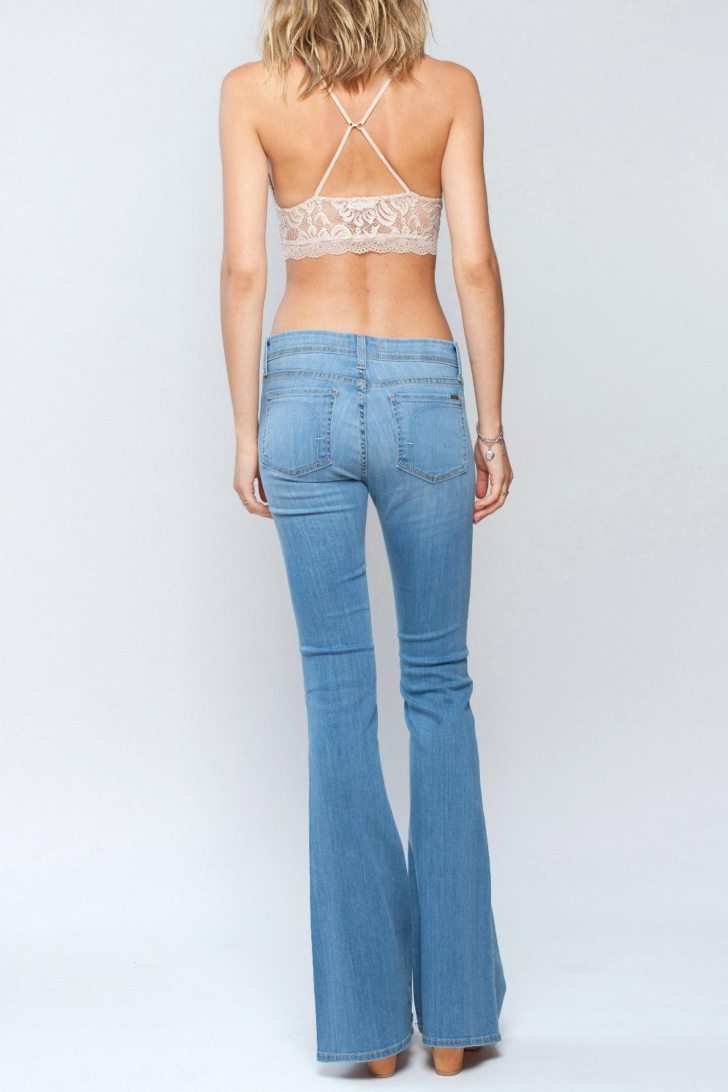Gentle Fawn Convertible Jewel Bralette - Back Cropped Image