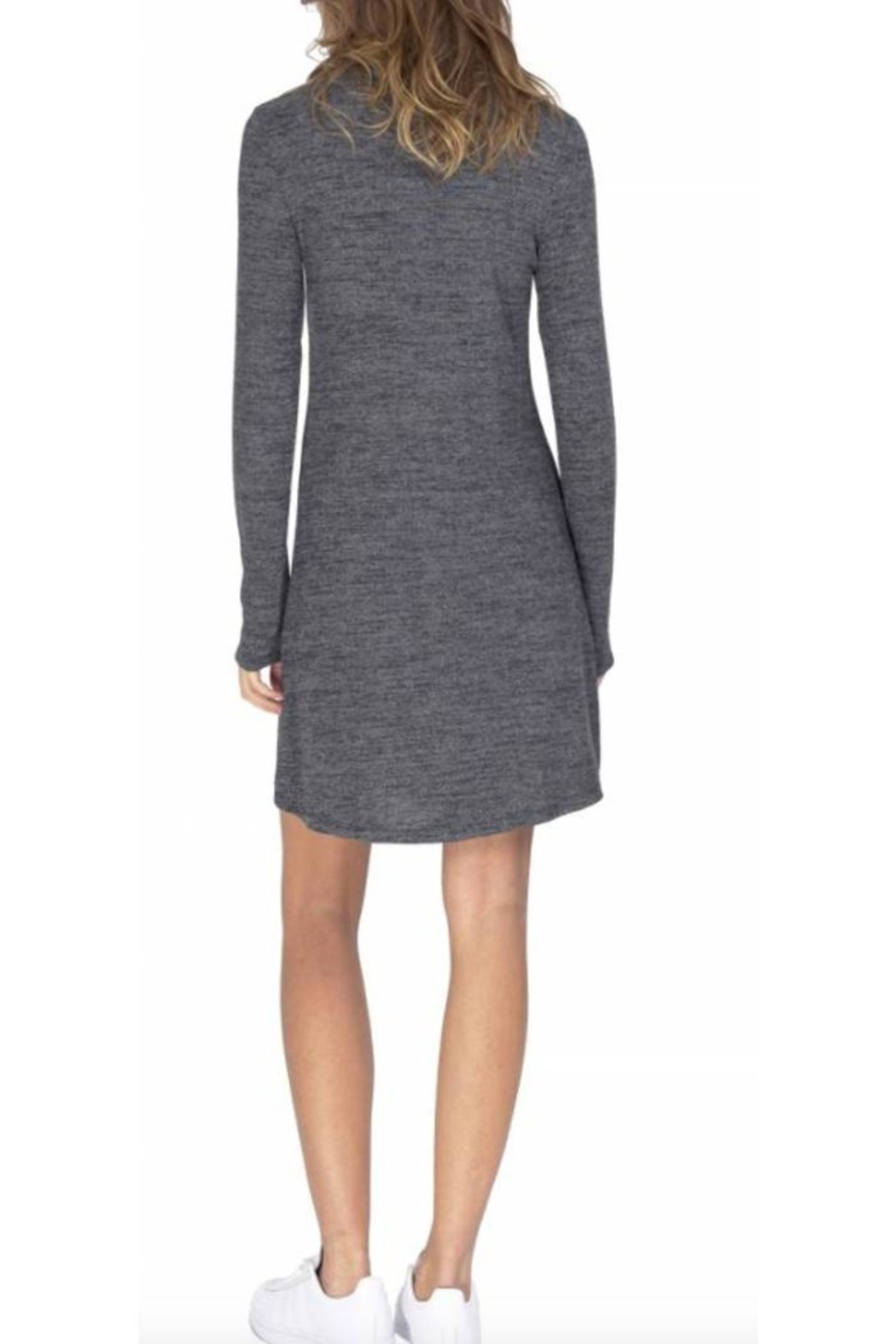 Gentle Fawn Cozy Turtleneck Dress - Front Full Image