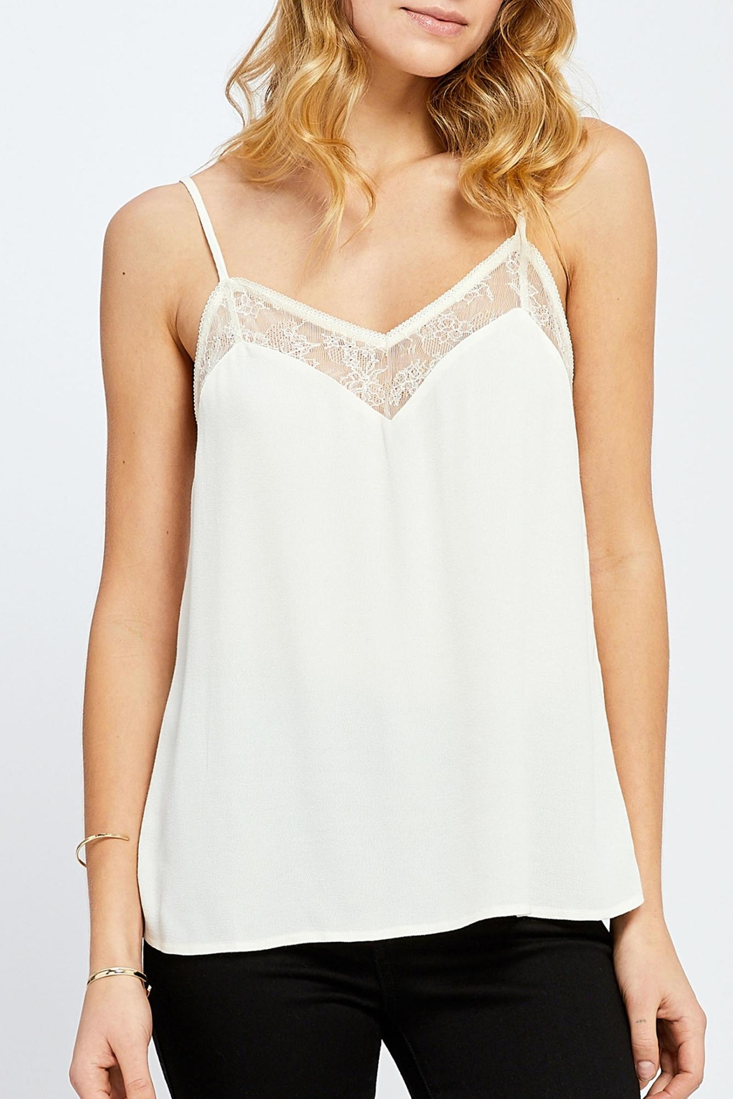 97788f2a9983 Gentle Fawn Cream Lace Camisole from Ontario by Steel Style Garage ...