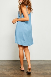 Gentle Fawn Cutout Back Dress - Product Mini Image