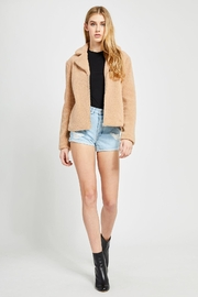 Gentle Fawn Dara Sherpa Jacket - Product Mini Image