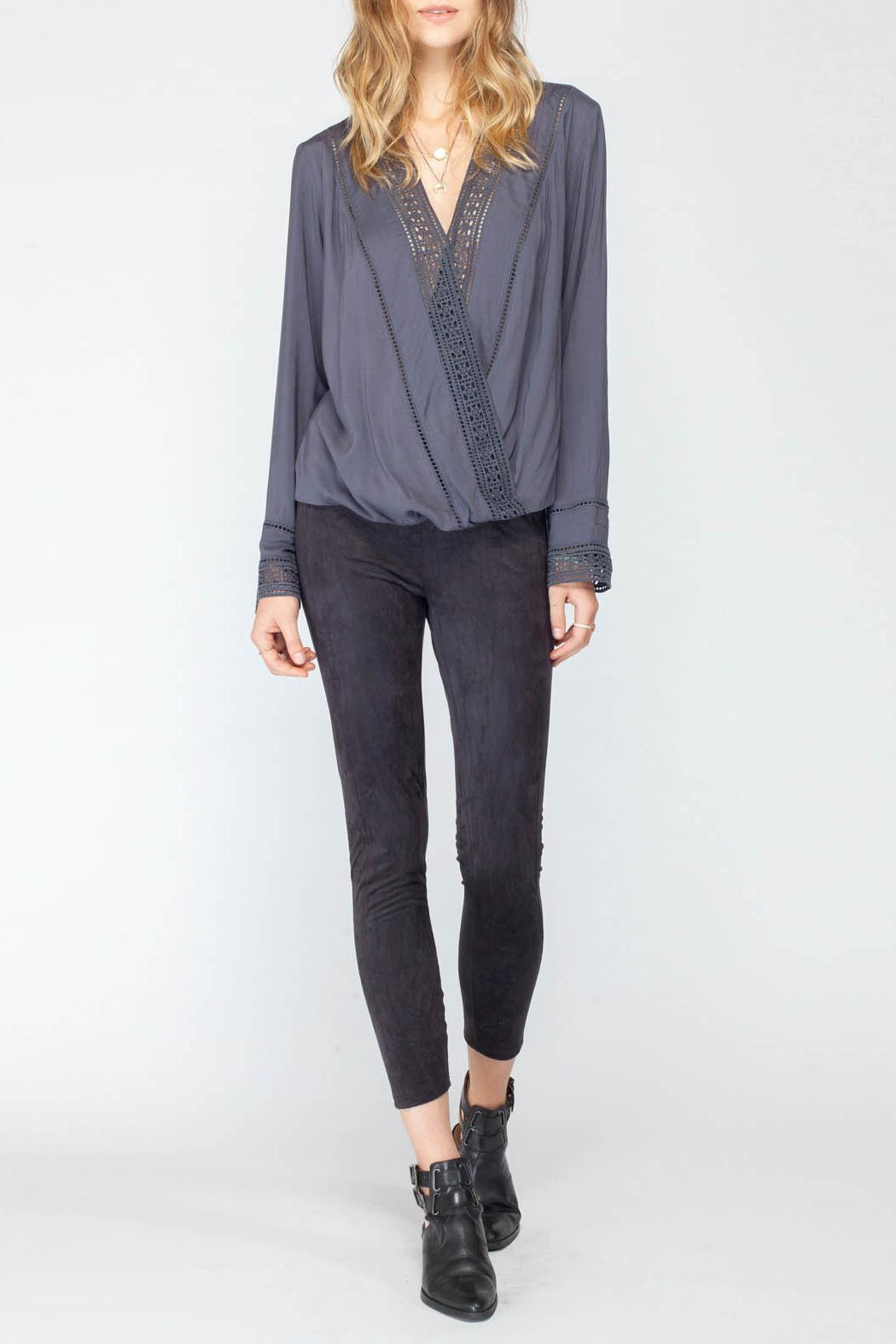 Gentle Fawn Decklan Legging - Front Cropped Image