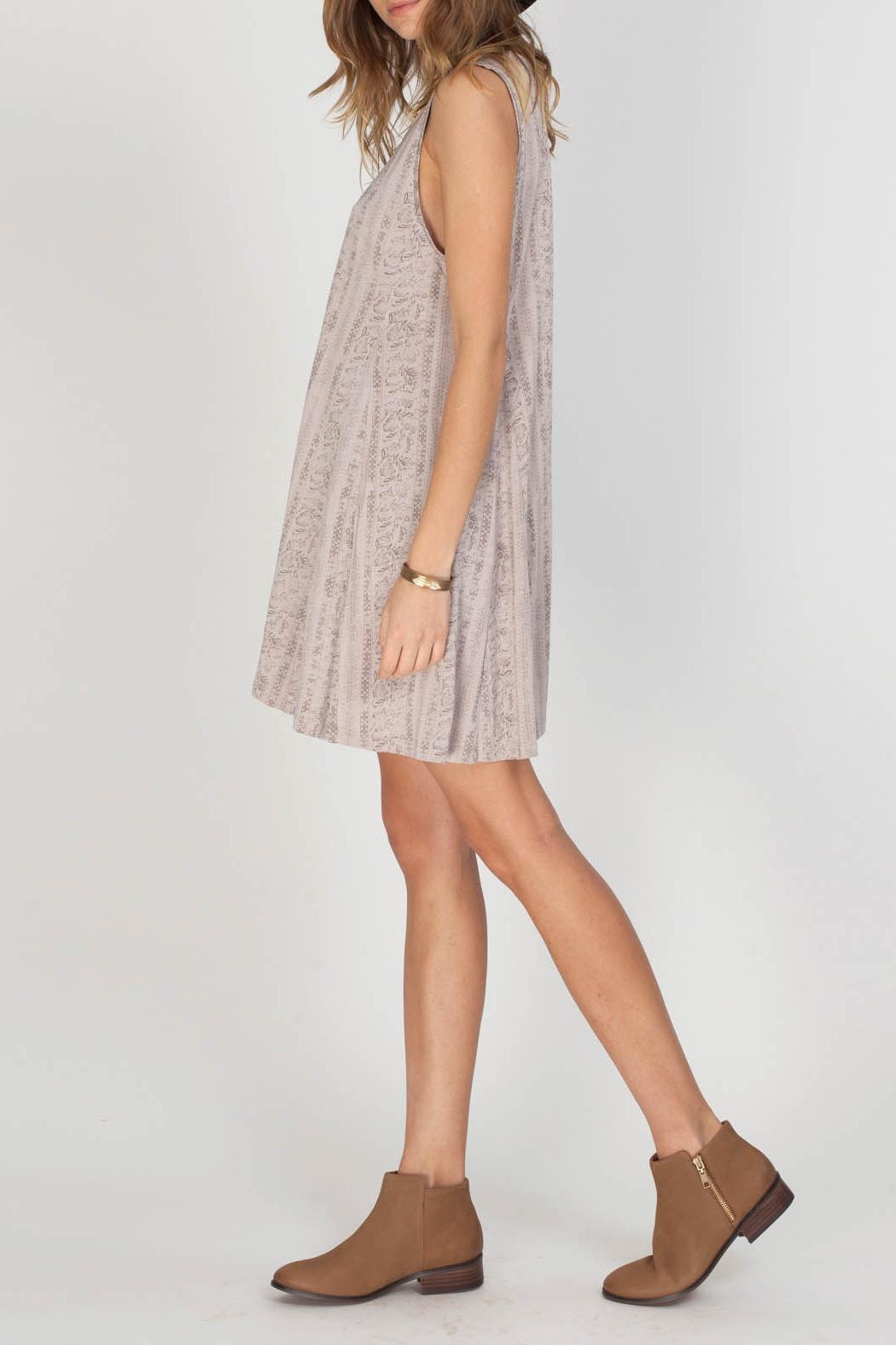 Gentle Fawn Domino Dress - Front Full Image