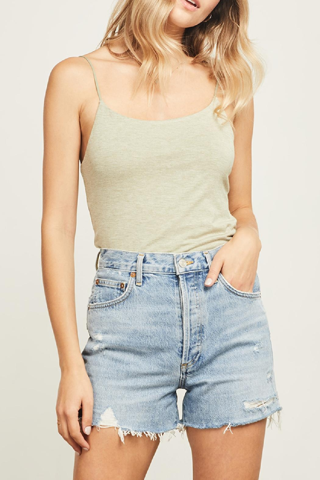 Gentle Fawn Double Layered Everyday Tank - Main Image