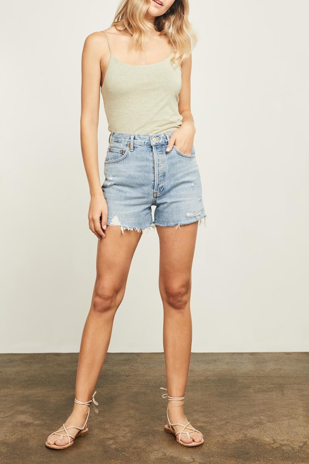 Gentle Fawn Double Layered Everyday Tank - Front Full Image