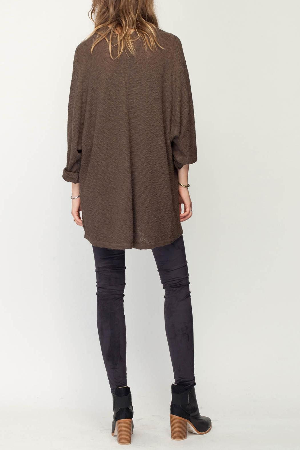 Gentle Fawn Eastwood Suede Legging - Side Cropped Image