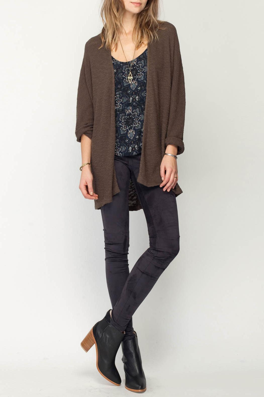 Gentle Fawn Eastwood Suede Legging - Main Image