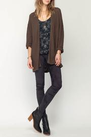 Gentle Fawn Eastwood Suede Legging - Product Mini Image