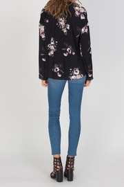 Gentle Fawn Elaine Floral Top - Front full body