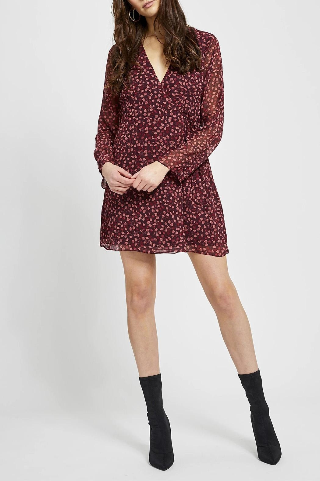 Gentle Fawn Elysian Dress - Front Cropped Image