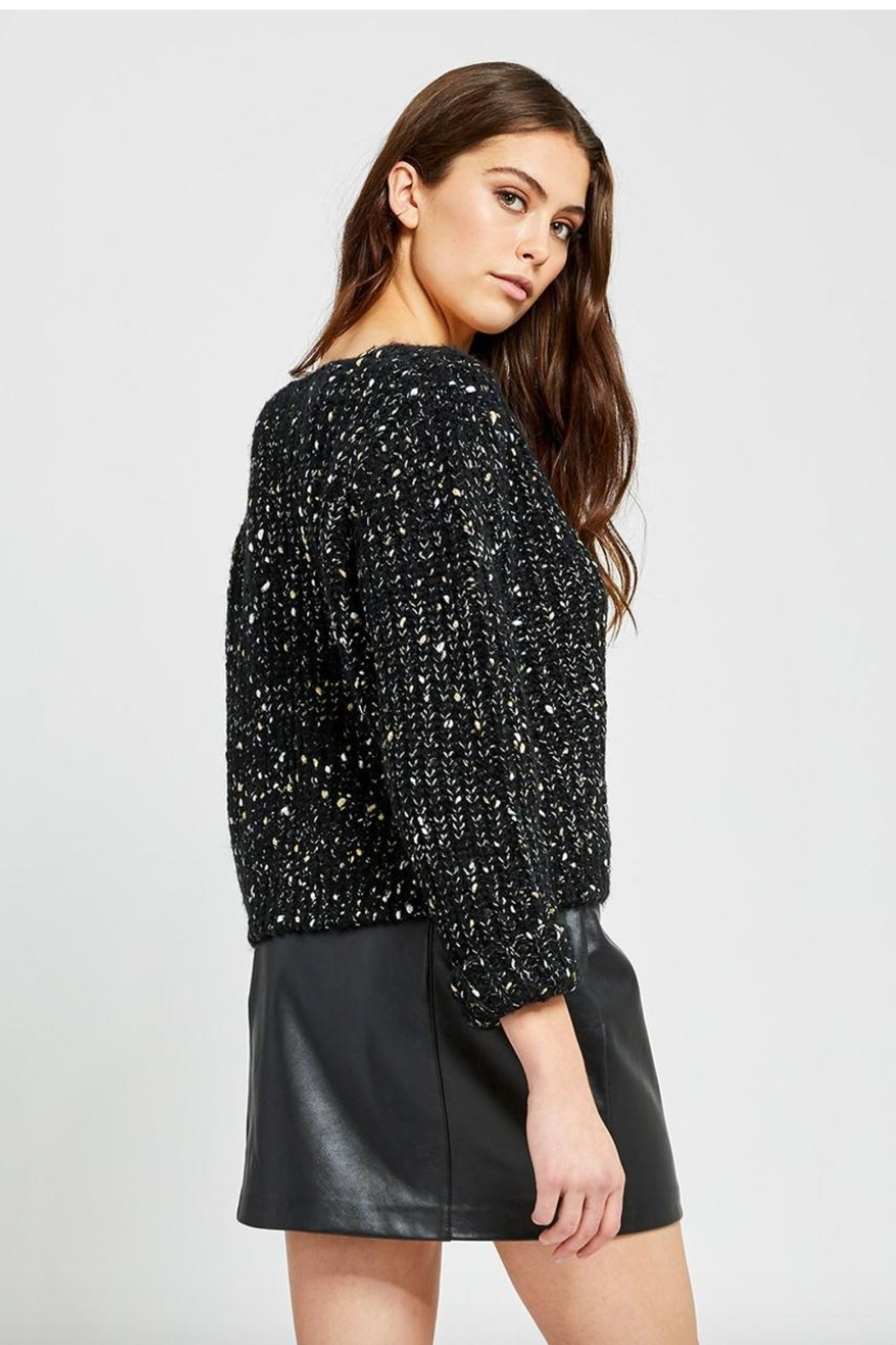 Gentle Fawn Everest Sweater - Side Cropped Image