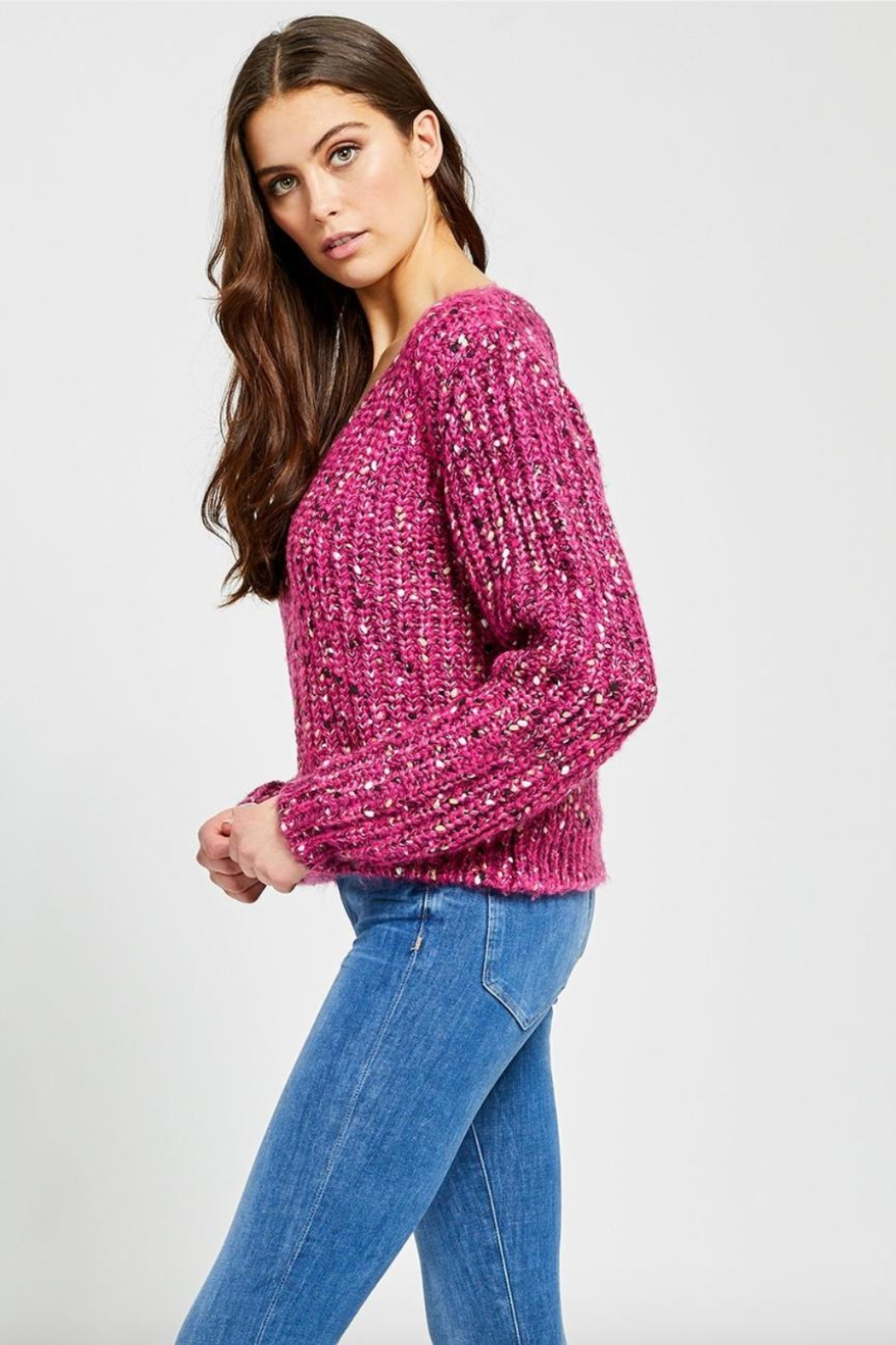 Gentle Fawn Everest Sweater - Front Full Image