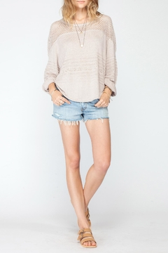 Shoptiques Product: Everly Long Sleeved Sweater