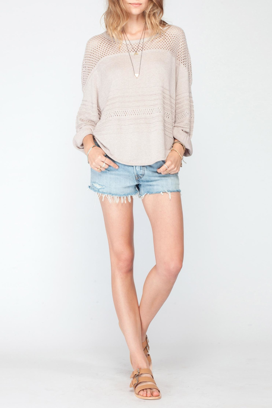Gentle Fawn Everly Sweater - Main Image