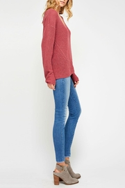 Gentle Fawn Everyday Cozy Sweater - Front full body