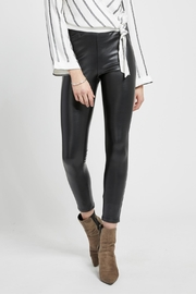 Gentle Fawn Faux Leather Legging - Product Mini Image