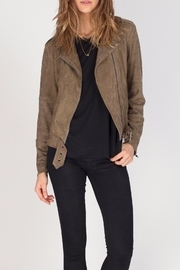 Gentle Fawn Faux Suede Jacket - Product Mini Image
