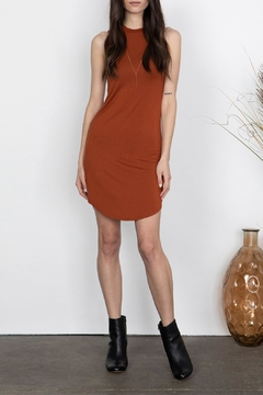Gentle Fawn Fitted Tank Dress - Product List Image