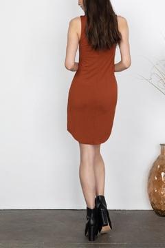 Gentle Fawn Fitted Tank Dress - Alternate List Image