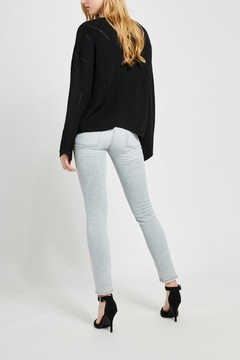 Gentle Fawn Flare Sleeve Sweater - Alternate List Image