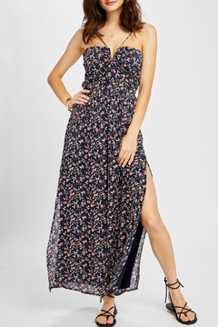 Gentle Fawn Floral Maxi Dress - Product List Image