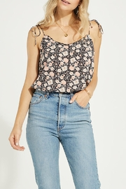 Gentle Fawn Floral Print Tank - Product Mini Image