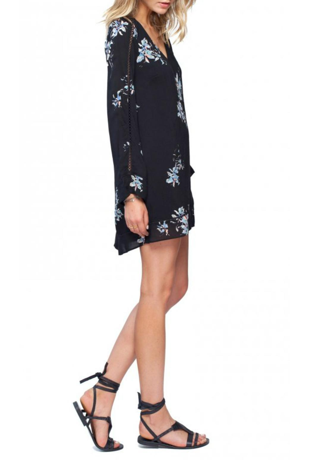 Gentle Fawn Floral Spectacle Dress - Front Full Image