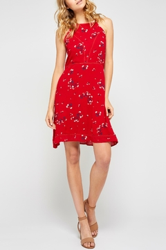 Gentle Fawn Floral Tieback Dress - Product List Image