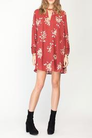 Gentle Fawn Floral Utopia Dress - Front cropped