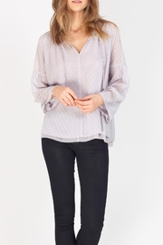 Gentle Fawn Flowy Dotted Top - Product Mini Image