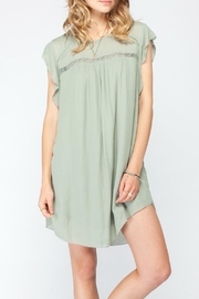 Gentle Fawn Flutter Sleeve Dress - Product Mini Image