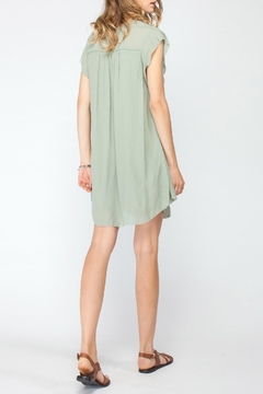 Gentle Fawn Flutter Sleeve Dress - Alternate List Image