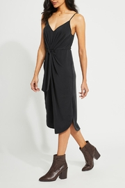 Gentle Fawn Front Gather Dress - Front full body