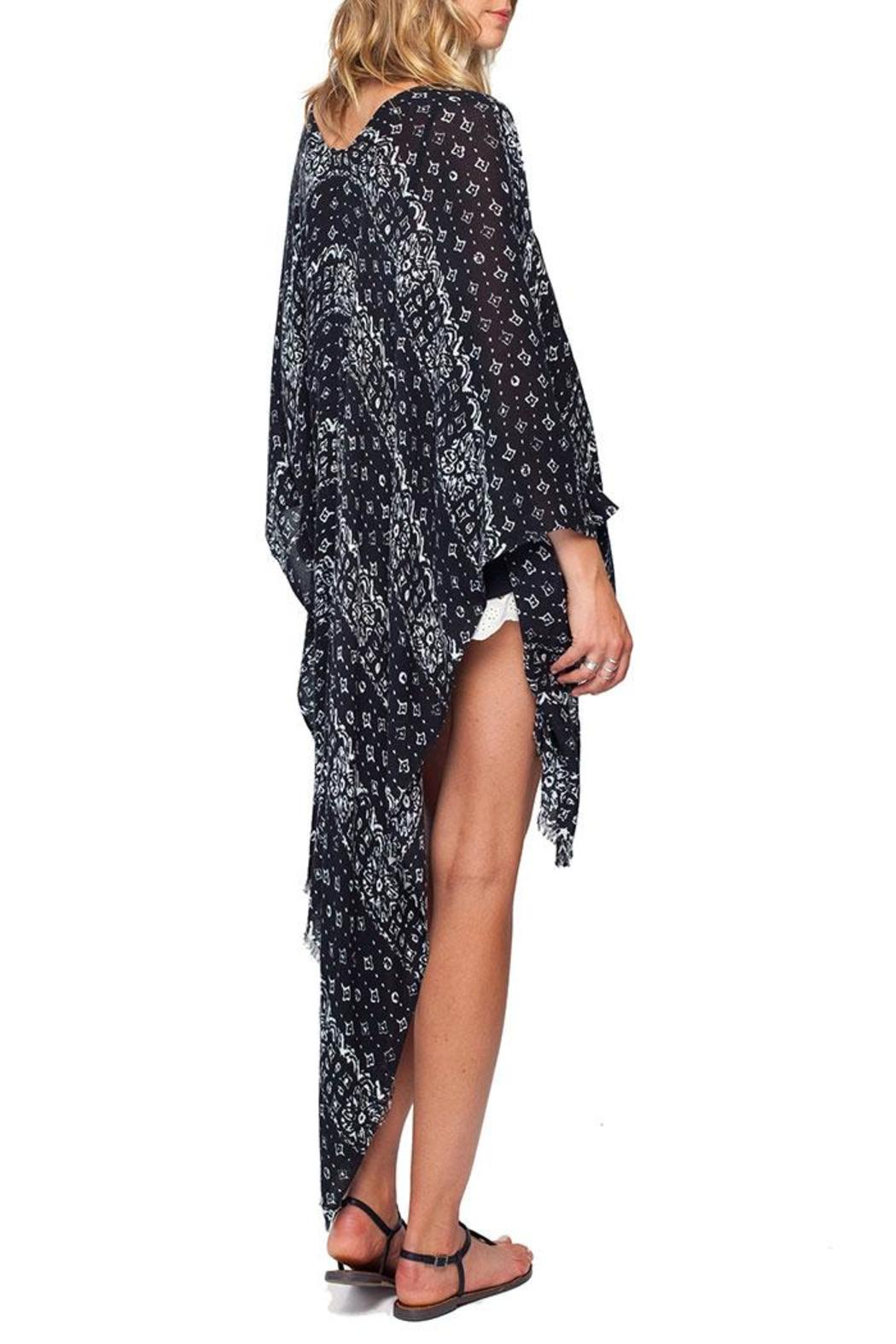 Gentle Fawn Gallery Kimono Scarf - Back Cropped Image