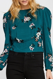 Gentle Fawn Goldie Floral Blouse - Product Mini Image