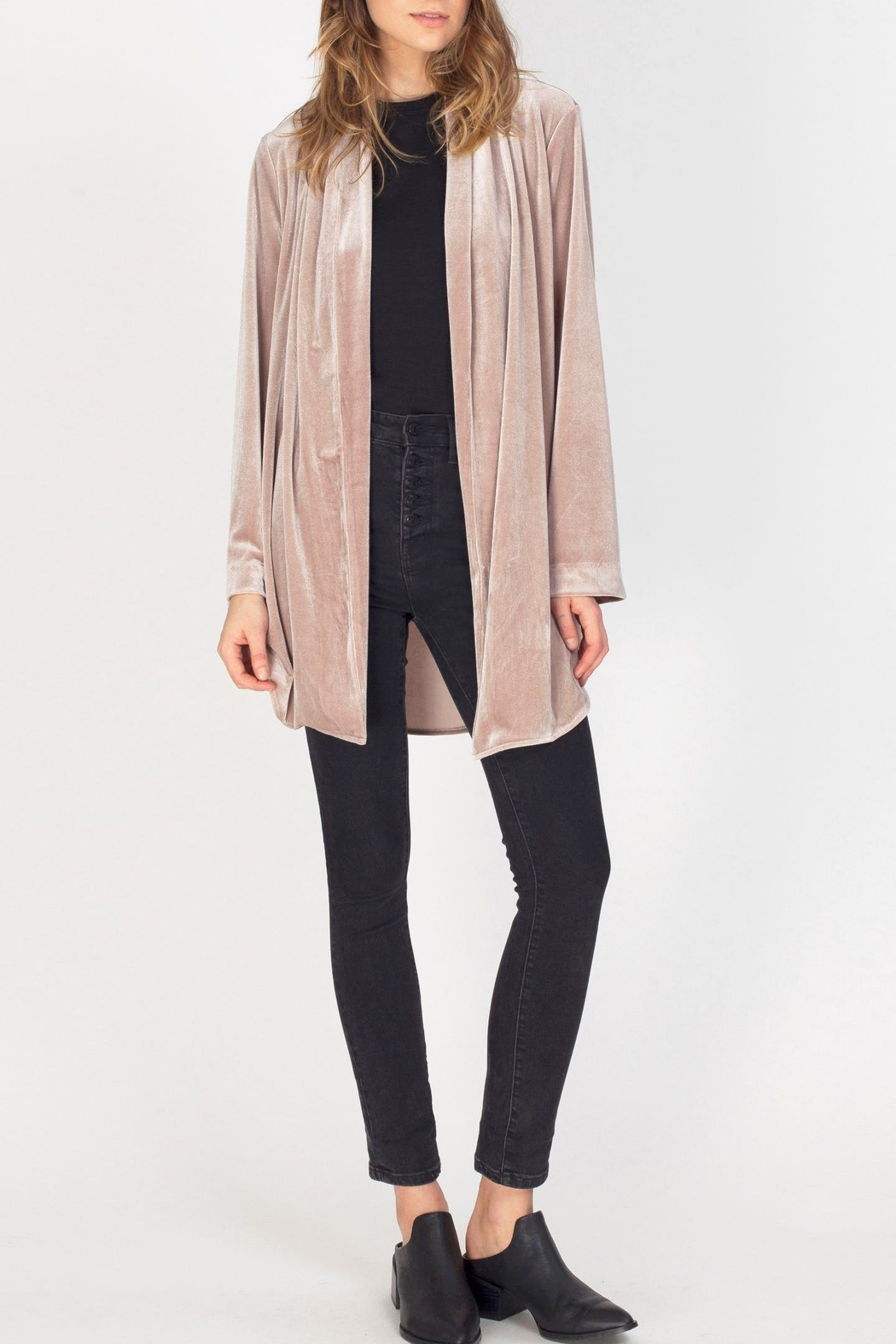 Gentle Fawn Harriet Velvet Jacket - Main Image