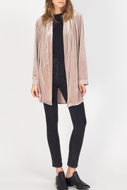 Gentle Fawn Harriet Velvet Jacket - Front cropped