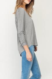 Gentle Fawn Heathered Felicity Top - Side cropped