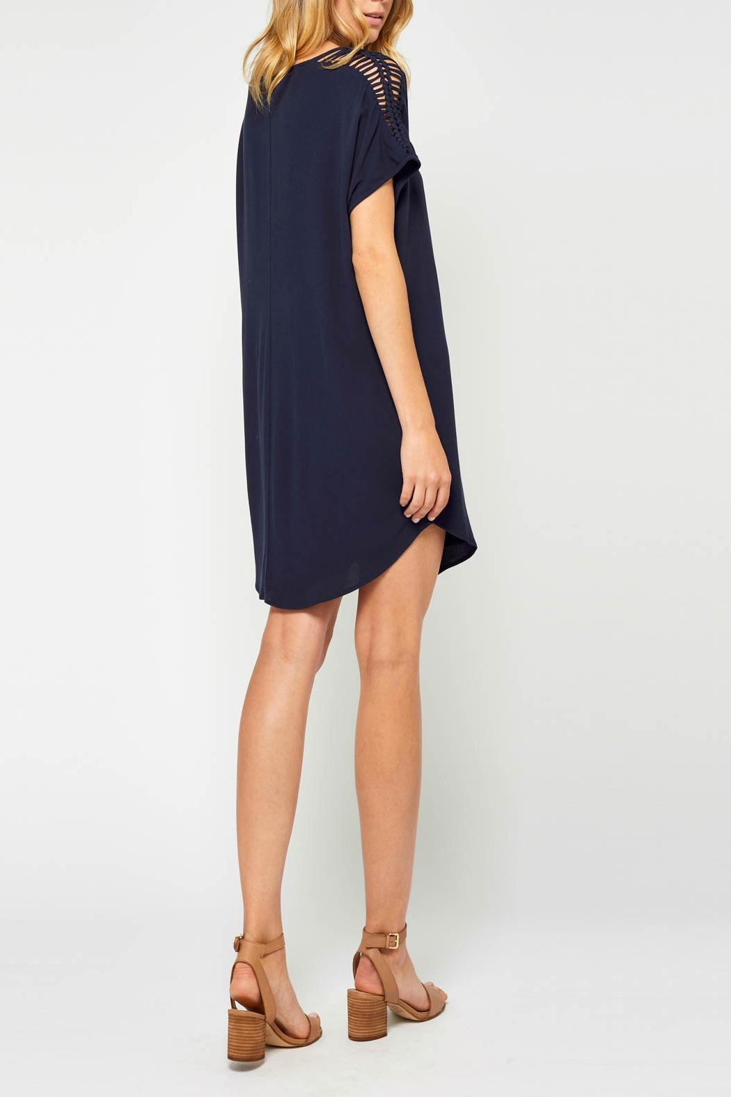 Gentle Fawn Hera Dress - Side Cropped Image