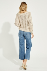 Gentle Fawn Heritage Cotton Sweater - Side cropped