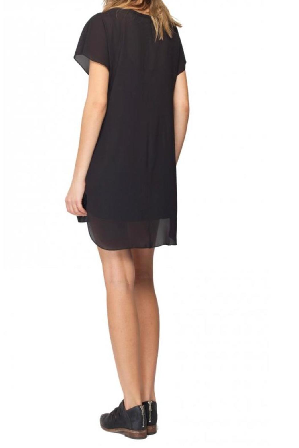Gentle Fawn High Low Dress - Front Full Image